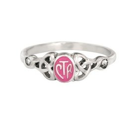 CTR Tied to Eternity Ring