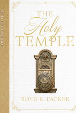 The Holy Temple, Journal Edition pre-order for end of July 2020