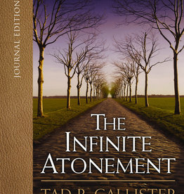 The Infinite Atonement, Journal Edition pre-order for end of July 2020