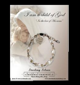 I Am A Child Of God Bracelet