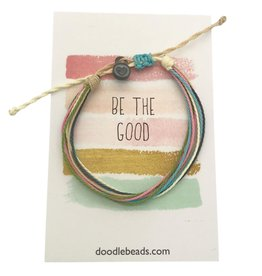 Be the Good Thread Bracelet