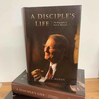 Deseret Book Company (DB) A Disciples Life, The Biography of Neal A. Maxwell by Bruce C. Hafen