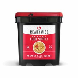 Ready Wise / Wise Food 52 Serving Prepper Pack Bucket