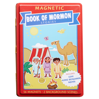 Deseret Book Company (DB) Book of Mormon Magnetic Tin