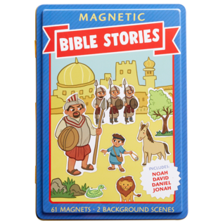 Deseret Book Company (DB) Bible Magnetic Tin