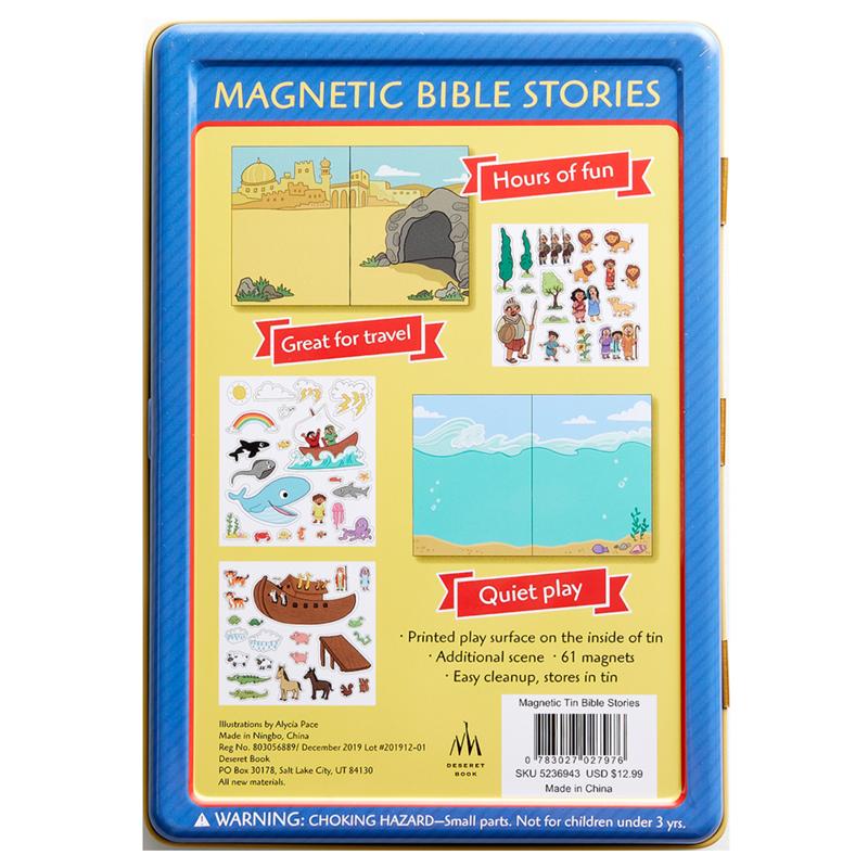 Bible Magnetic Tin