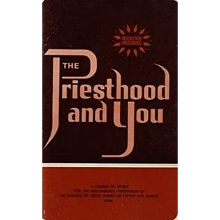 ***PRELOVED/SECOND HAND*** FREE, The Priesthood and You, Melchizedek Priesthood