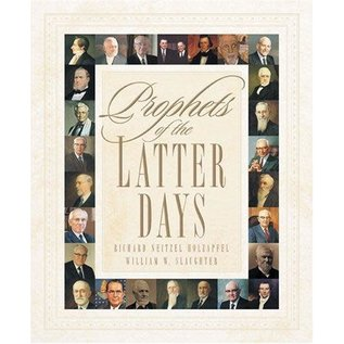 Deseret Book Company (DB) ***PRELOVED/SECOND HAND*** Prophets of the Latter Days, Holzapfel & Slaughter