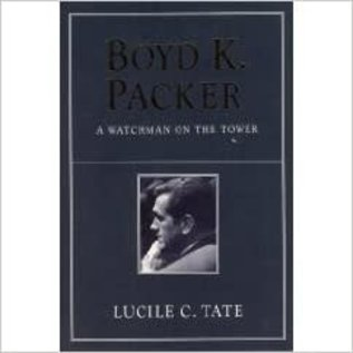 ***PRELOVED/SECOND HAND*** Boyd K. Packer, A watchman on the Tower, Tate