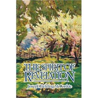Deseret Book Company (DB) ***PRELOVED/SECOND HAND*** The spirit of Revelation, McConkie