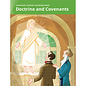 Church Distribution Scripture Stories Coloring Book: Doctrine and Covenants