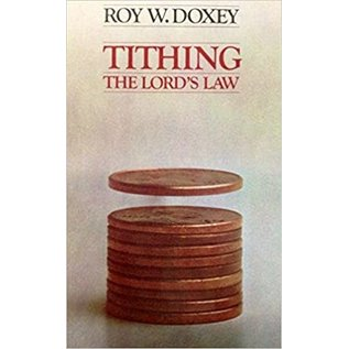 Deseret Book Company (DB) ***PRELOVED/SECOND HAND*** Tithing The Lord's Law, Doxey
