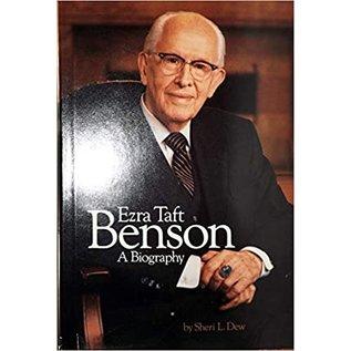 Deseret Book Company (DB) ***PRELOVED/SECOND HAND*** Ezra Taft Benson, A biography, Dew
