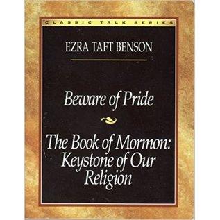 Deseret Book Company (DB) ***PRELOVED/SECOND HAND*** Beware of Pride, The Book of Mormon: Keystone of Our Religion, Benson