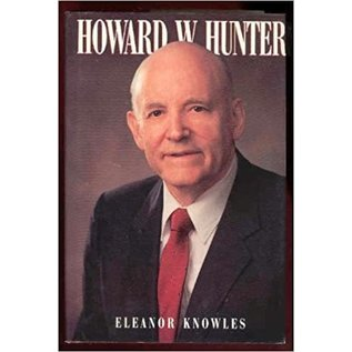 Deseret Book Company (DB) ***PRELOVED/SECOND HAND*** Howard W Hunter, Knowles