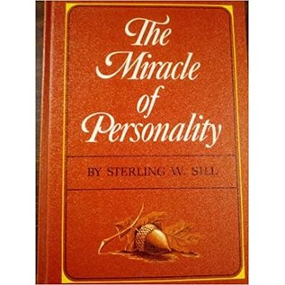 ***PRELOVED/SECOND HAND*** The miracle of Personality, Sill