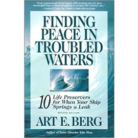 shadow mountain ***PRELOVED/SECOND HAND*** Finding peace in troubled waters, Berg