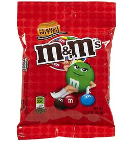 Peanut Butter M&M's (144g bag)