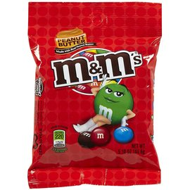 Peanut Butter M&M's (144g bag)