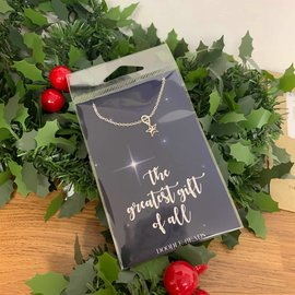 The Greatest Gift Necklace