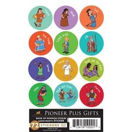 Cedar Fort Publishing Sticker Book of Mormon Stories