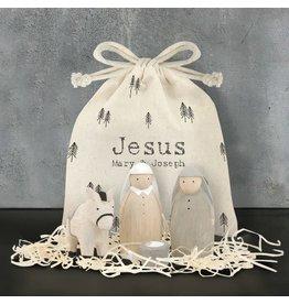 Bag Set - Jesus Mary & Joseph