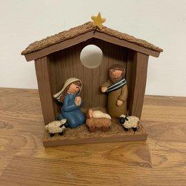 Blossom Bucket Blossom Bucket Nativity Scene Nativity Only NO BOX