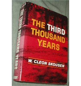 ***PRELOVED/SECOND HAND*** The Third Thousand Years, Skousen