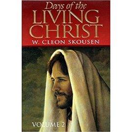 Ensign publishing ***PRELOVED/SECOND HAND*** Days of the Living Christ, Volume 2, Skousen