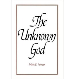 ***PRELOVED/SECOND HAND*** The unknown God, Petersen