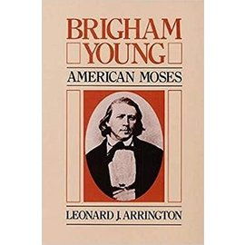 Illinois ***PRELOVED/SECOND HAND*** Brigham Young, American Moses, Arrington