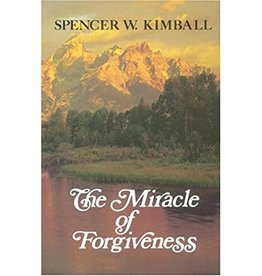 ***PRELOVED/SECOND HAND*** The miracle of forgiveness, Kimball