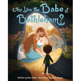 Cedar Fort Publishing Are you the Babe in Bethlehem? by Dona Wilding Haws