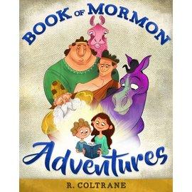 Cedar Fort Publishing Book of Mormon Adventures