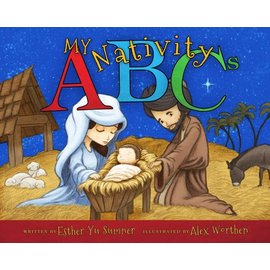 Cedar Fort Publishing My Nativity ABC