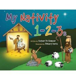 My Nativity 1-2-3s