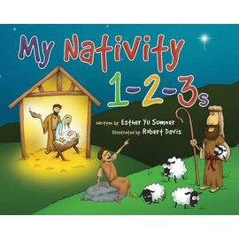 Cedar Fort Publishing My Nativity 1-2-3s