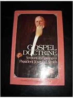 ***PRELOVED/SECOND HAND*** GOSPEL DOCTRINE by Joseph F. Smith