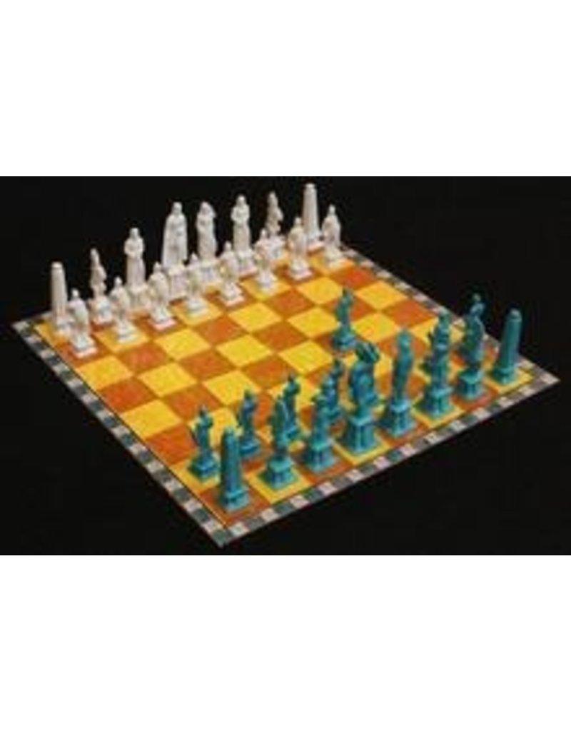 Book of Mormon Chess Set