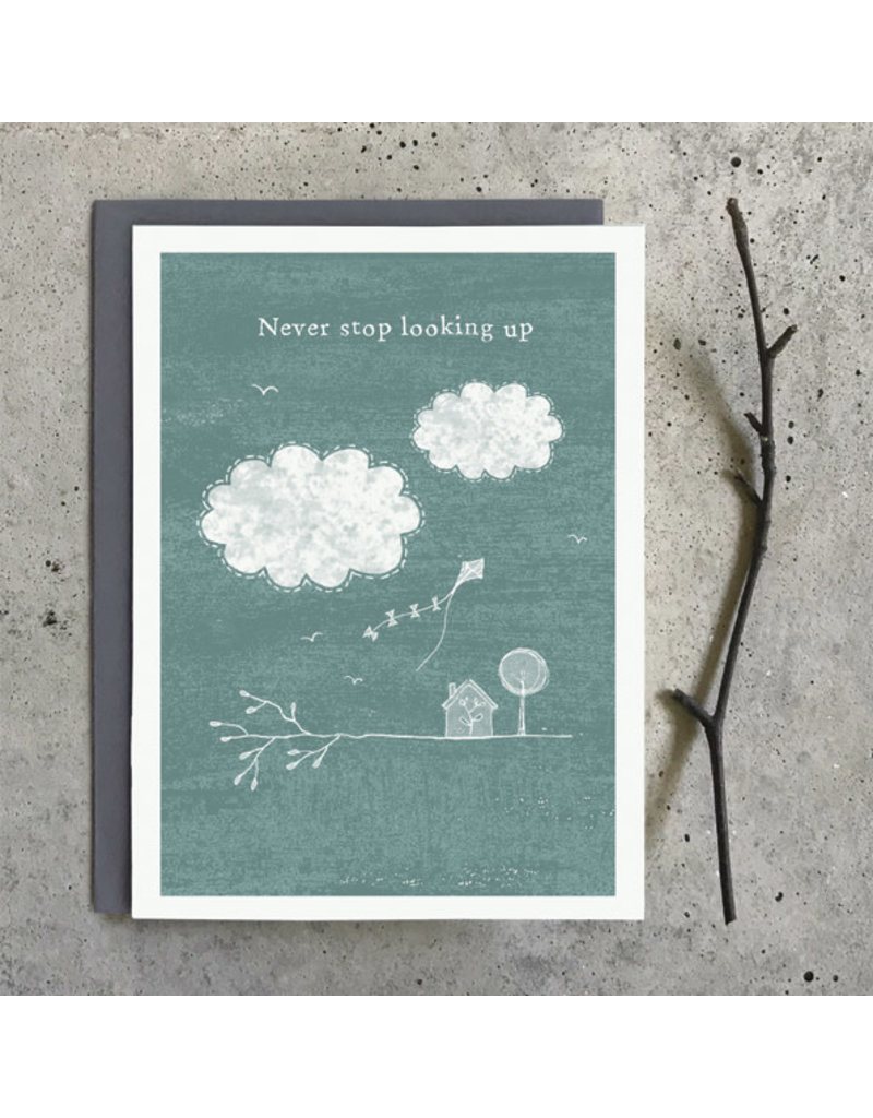 2582G Twig card-Never stop looking up