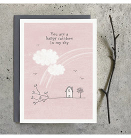 2582B Twig card-You are a rainbow