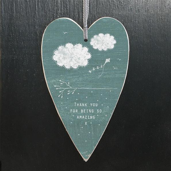 2253P Heart tag-Thanks so amazing
