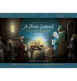 *** SPECIAL PRICE SAVE over £5*** Celebrating a Christ-Centered Christmas (Children's Edition) by Emily Belle Freeman, David Butler, Ryan Jeppesen