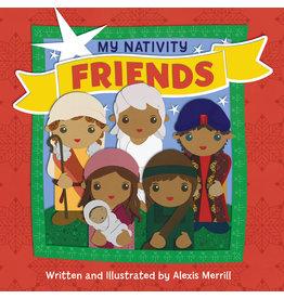 My Nativity Friends by Alexis Merrill