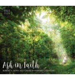 2021 Robert A. Boyd Calendar - Ask in Faith