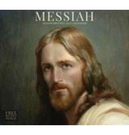 2021 Joseph Brickey Calendar - Messiah