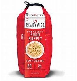 Emergency Food Supply Ready Grab Bag