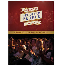 A night of peculiar people, comedy. (DVD)