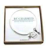 Be Charmed Aim High Bracelet