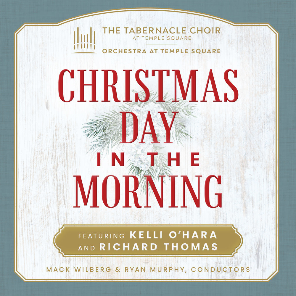 Christmas Day in the Morning CD